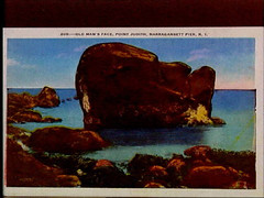 a1771 (Providence Public Library) Tags: pointjudith narragansett postcardcollection narragansettpier oldmansface narragansettpierri rhodeislandimages pc7519