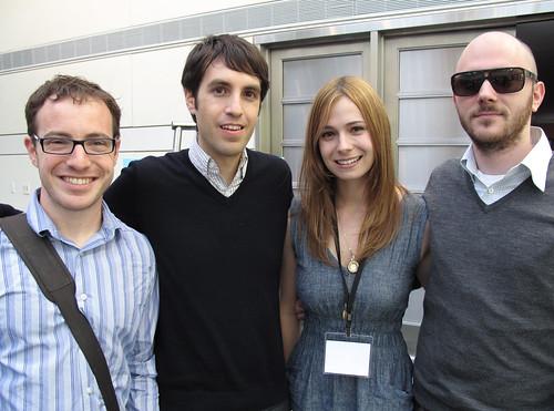 Ethan, Peter, Veronica & Ryan