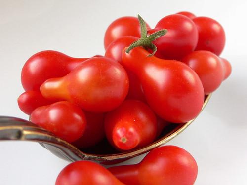 Ganz kleine Tomaten