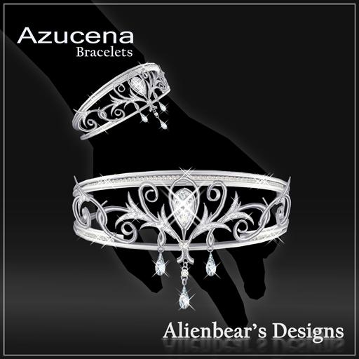 Azucena bracelets