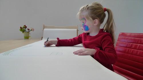 Edie drawing