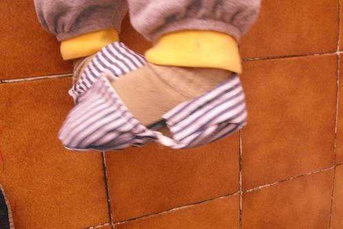 Pantuflas para el pillo