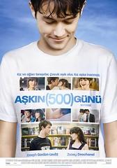 Aşkın (500) Günü - 500 Days Of Summer (2009)