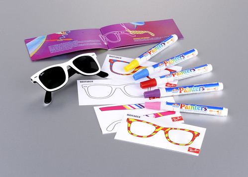 RAY-BAN WAYFARER COLORIZE KIT