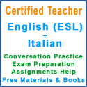 Certified ESL Tutor