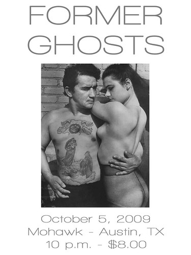 Former Ghosts Poster