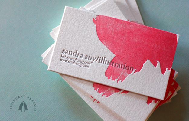 Sandra Suy Contact Cards