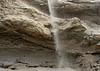 Sand fall! (Librarianguish) Tags: beach water sand waves walk erosion 1009 sandfall sedimenttransport