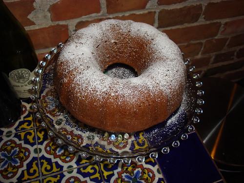 Así debe quedar el pastel de Minna Canth