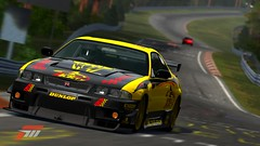 [GEARBOX] R33 Yellow Shark (Forza Motorsport 3) (Mazda6 MPS) Tags: b 3 yellow skyline shark nissan 33 forza r33 tender gearbox motorsport gtr azt fm3 btender