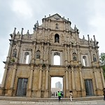 Ruins of St. Paul Cathedral and Senado Square Macau Tour