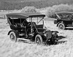 1914 Pierce Arrow (Jehu10842) Tags: ranch film car northerncalifornia landscape classiccar antique antiquecar valley jess 4x5 sierras rodinal oldcars largeformat selectivefocus tiltshift likely piercearrow tiltshiftminiature