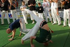 Pokaz - Plac Wolnoci, Opole -X 2009 (CPPA Polonia) Tags: show sport capoeira centrum opole plac placwolnoci pokaz cppa