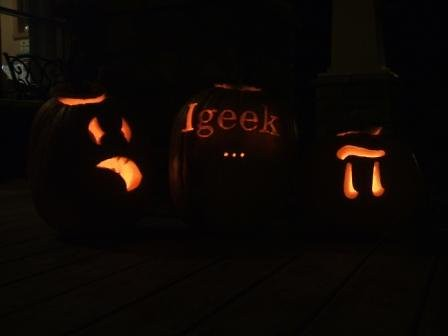 Geek the Library Halloween