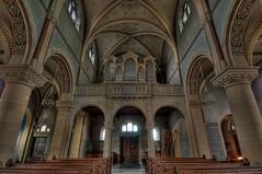 Pfarrkirche Heilig Kreuz Neuhausen #3 (gerhard.rasi) Tags: organ nikkor hdr orgel hdri 1224 d300 neuhausen pfarrkirche heiligkreuz rasi rasich