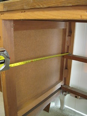 Measuring for the shelf