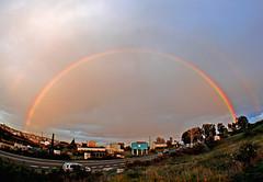 Arcoiris 01 (Javiit) Tags: arcoiris rainbow doublerainbow opticalphenomenon doblearcoiris fenmenospticos