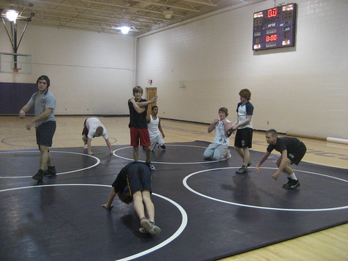 307/365 - 5 Nov [Wrestling]