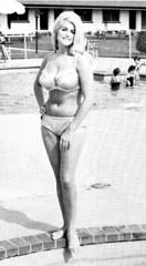 Linda Vaughn,40-23-38 (torinodave72) Tags: girl june golden nikki phillips f1 linda nascar firebird marsha miss vaughn pure bennett cochran shifter hurst nhra usac ahra