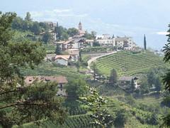 MERANO: Dorf Tirol - Tirolo Village (Andra MB) Tags: italien italy tirol italia urlaub 2009 südtirol altoadige southtyrol merano tirolo meran concediu