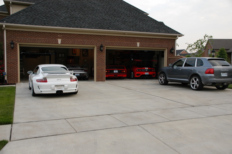 World S Most Beautiful Garages Exotics Insane Garage Picture