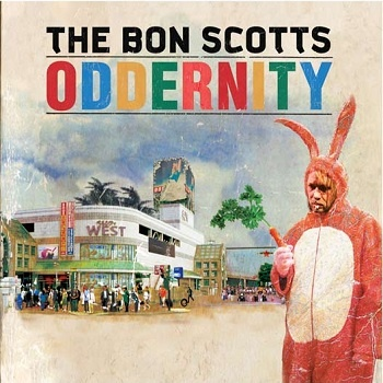 the bon scotts oddernity album art