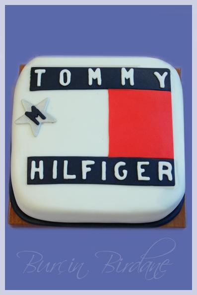 Tommy Hilfiger Cake
