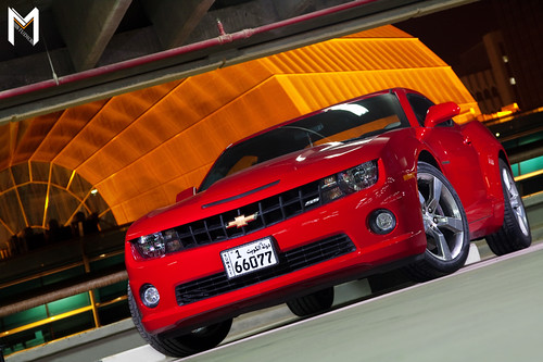 The New Muscle Car 2010 from chevy Camaro SS