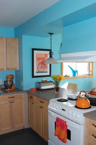 Fall 2009 Kitchen