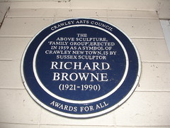 Photo of Blue plaque № 2144