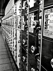 コインロッカー  Coin Locker