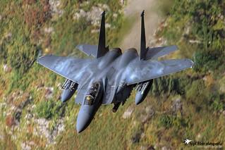 McDonnell Douglas Boeing F15E Strike Eagle, 91-0312