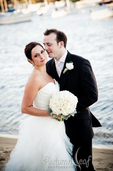 Simone and Jeremy Wedding - Matilda Bay