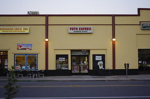 location of foto express san jose on 7th street