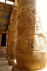Karnak, Amun's temple (guido camici) Tags: pentax egypt karnak egitto glyph colum colonne colonna pentaxk10d geroglifico tempiodiamun sigma1015 amunstemple karnaktempiodiamumn colims hieroglyphhierogliph
