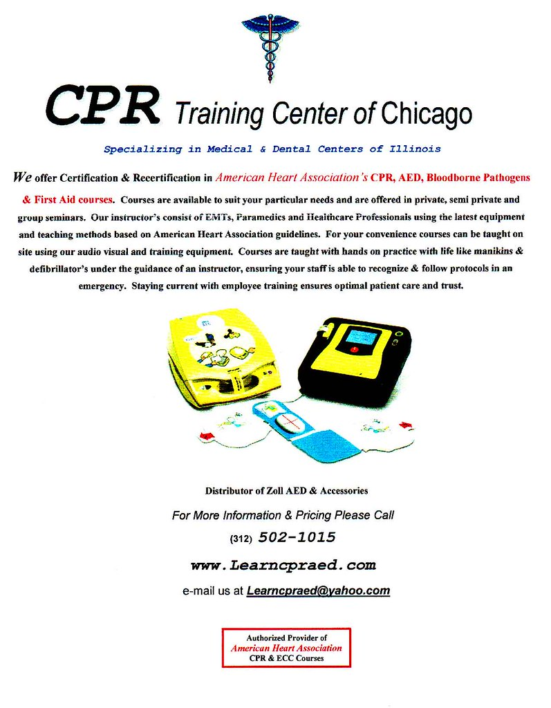 The Worlds Best Photos By Cpr Training Center Of Chicago Flickr