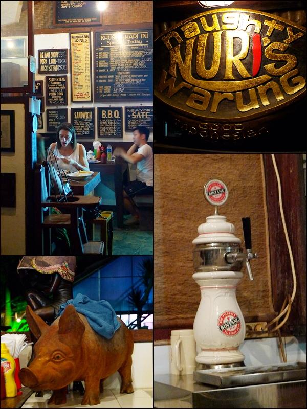 Naughty Nuri's Warung @ Ubud, Bali