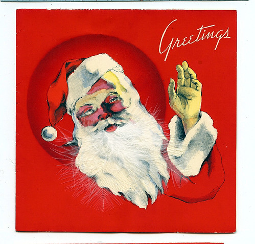 Merry Christmas, Vintage Card!