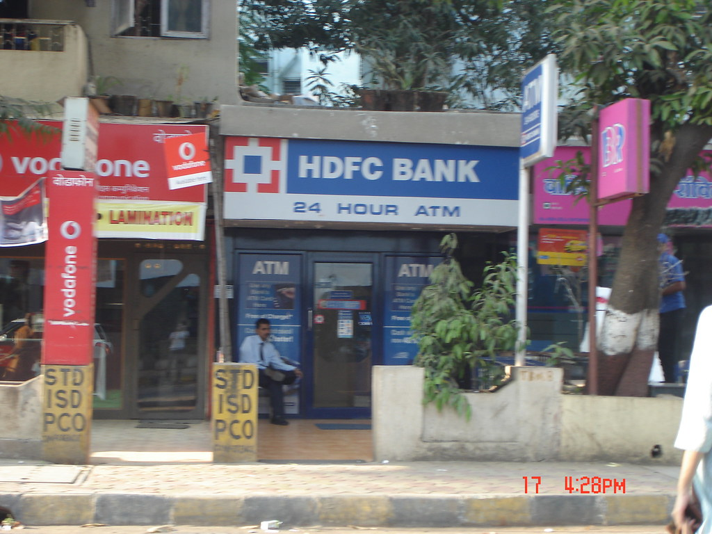 Forex department of hdfc bank