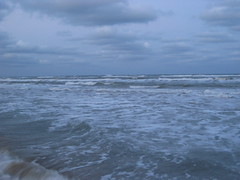 South Padre sea meets sky (Jayanthi Sreejith) Tags: differentmoods texansky differentplaces