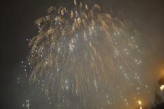 New Years Day Fireworks (01/01/2010) (CeBepuH) Tags: prague fireworks praha newyear 2010 prask ohostroj novoron