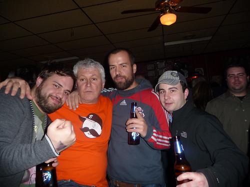 Johny, Bob, Ned, Jon