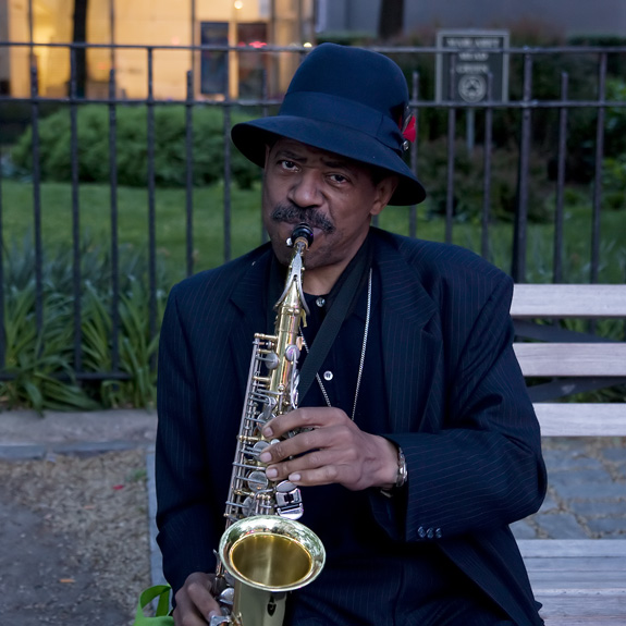 Saxophone, UWS