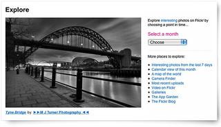 FRONT PAGE - Tyne Bridge