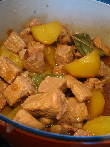 Filipino Pork Adobo Singlish Swenglish