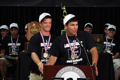Lakota East state championship celebration