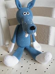 2011_06112Wolf0016 (Pfiffigste Fotos) Tags: wolf pattern amigurumi crocheted hkeln hkelanleitung gehkelter hkelblog