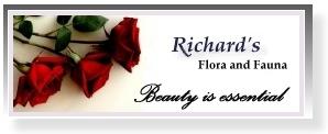 Richard's flora and fauna