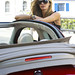 Elle Macpherson becomes first to own a new Fiat 500 Convertible