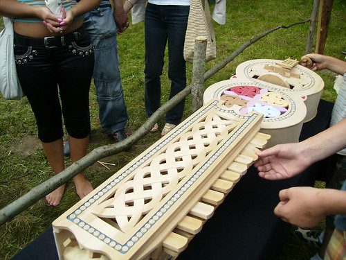 Wiking's music instrument